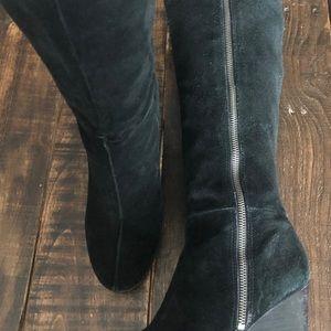 Franco Sarto Shoes - 🌹Franco Sarto Suede Boots Sz 8M